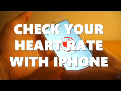 How to measure heart rate (pulse) on your iPhone