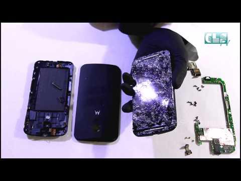 Motorola Moto G Display Reparatur Reparatur Anleitung | Display Austausch eines Motorolla Moto G