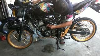 Setting CB150R Full Karbu