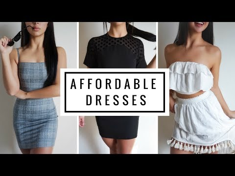 Affordable Dresses That Are BETTER Than Nordstrom   | TheSarahSalvini