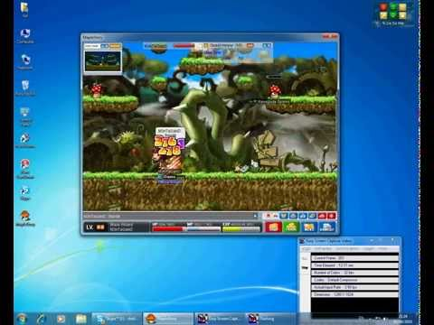 MapleStory Dmg Hack For all Version+Download