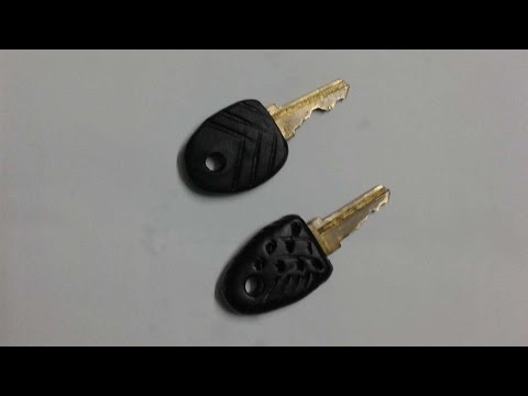 How To Make Your Own Decorative Key Handles - DIY Crafts Tutorial - Guidecentral