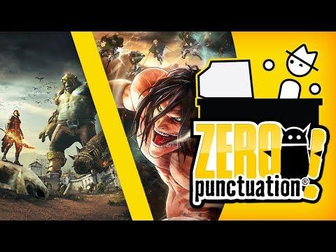Extinction and Attack on Titan 2 (Zero Punctuation)