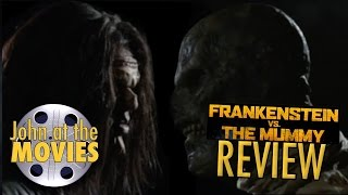 Download 'Frankenstein vs The Mummy' Review Video