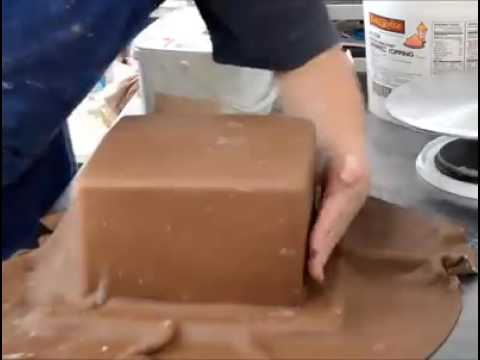 How to make Louis Vuitton Cake! By: Pastry Palace