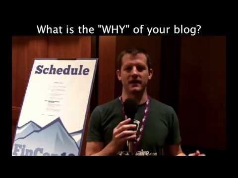 Blogger Interview - Thousandaire at FinCon12
