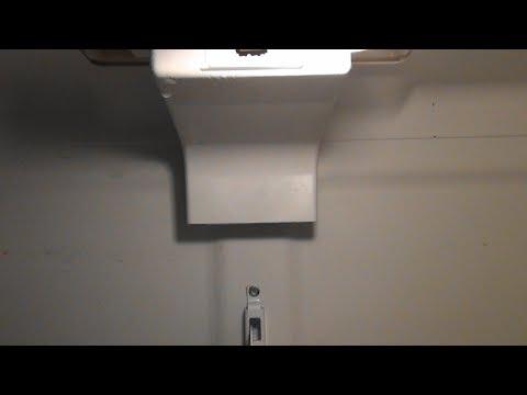 Refrigerator Repair - Water Dripping (Puddling) Inside - Whirlpool Roper