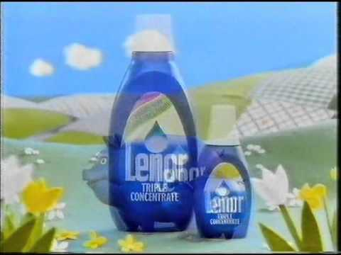 Lenor Triple Concentrate Fabric Conditioner