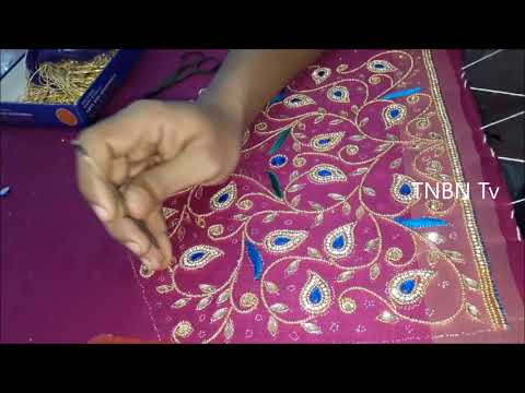 maggam work blouse designs with price | ladies online shopping | aari work blouse designs with price