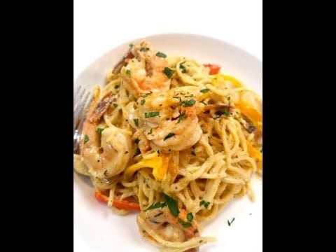 RASTA PASTA - How to make the BEST Rasta Pasta in 10 minutes!