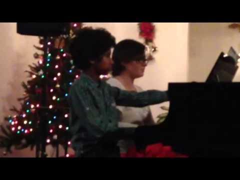 Zubin piano recital