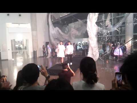Fashion Showcase at NTU ADM