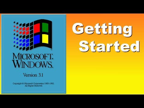 How to Use Windows 3.1: an Introduction to the User Interface
