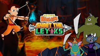 Chhota Bheem Shoot The Leyaks | Now Available on Play Store & Apps Store