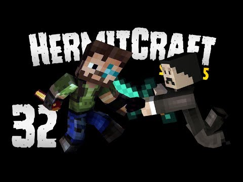 HermitCraft 5 - #32   Who's the best RAIDER?! [Minecraft 1.12]