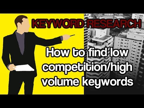How To Find The Most Searched Keywords With This SEO Keyword Research Analysis Tool