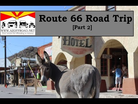 Route 66 Road Trip [PART 2]
