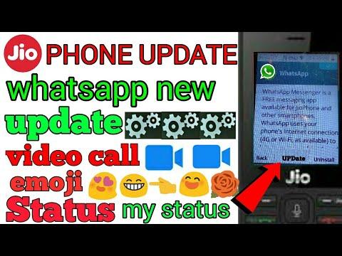 jio phone me watsapp ka new update kab ayega Free Download In MP4