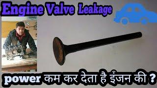 Valve timing | Valve lash | valve setting of four stroke petrol