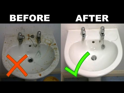 How to Clean the Bathroom