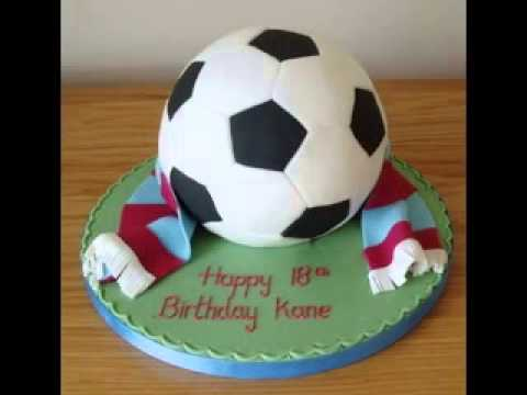 Football cake decorations ideas