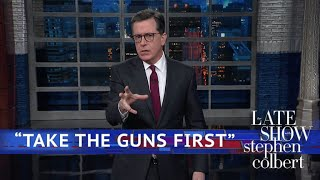 Donald Trump Is Coming For Your Guns