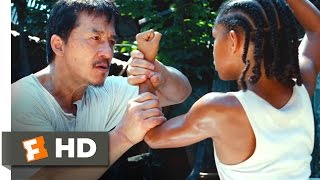 The Karate Kid (2010) - Everything is Kung Fu Scene (4/10) | Movieclips