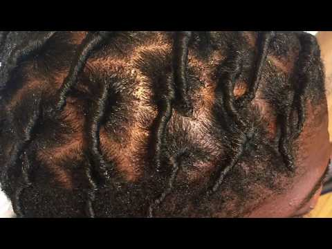 Starter Locs! How to start locs on Short, curly hair