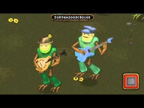 [My Singing Monsters] Shugabush island duets #1 shugarocks and shugabush