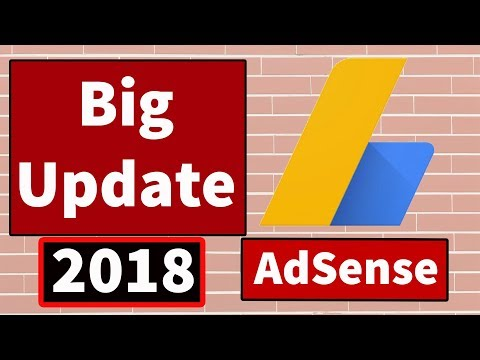 Big Update for 2018 II AdSense and Youtube II No CTR no CPC issue