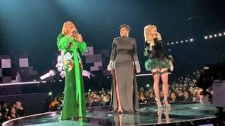 "Yolanda Adams Sings ""(You Make Me Feel Like) A Natural Woman"" With Fantasia & Andra Day"