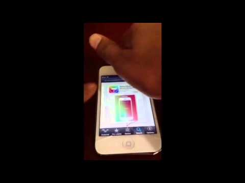 How to get live wallpapers on your iPod touch 4g (no jailbr