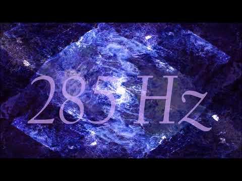 Awesome 285 Hz Solfeggio Meditation Music | Heal DNA  + Regenerate Tissue