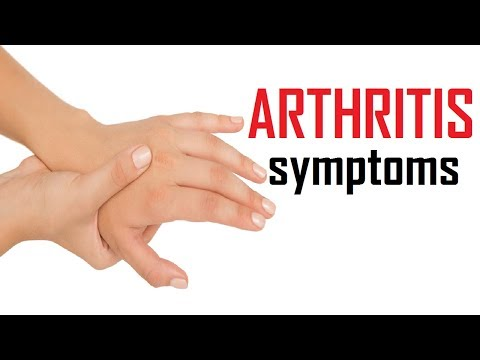 8 Early Signs Of Arthritis | Arthritis Symptoms