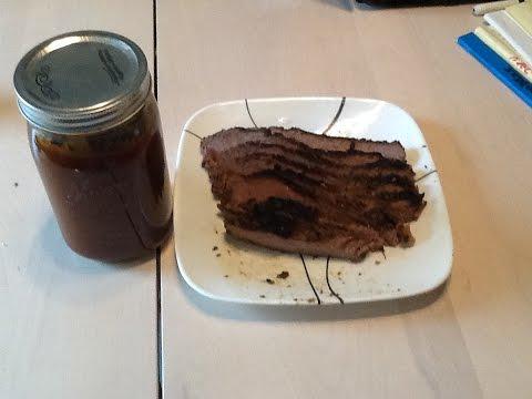 BBQ Sauce Recipe | Homemade BBQ Sauce | Peach BBQ