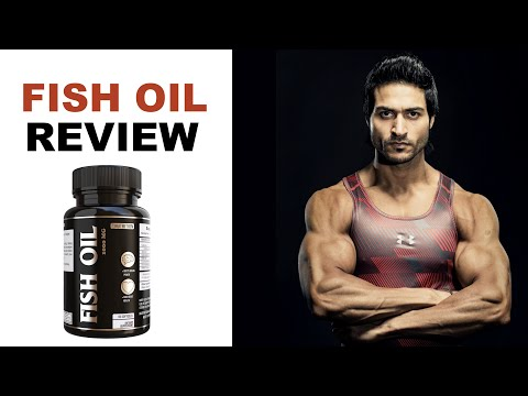 What is Fish Oil? Omega-3 Benefits & Side Effects Review by Guru Mann