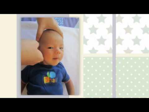 Baby Passport Photo shoot