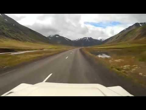 Driving Around Iceland - Day 9 - Akureyri to Kerlingarfjöll (F35, Kjölur Route, Highlands)