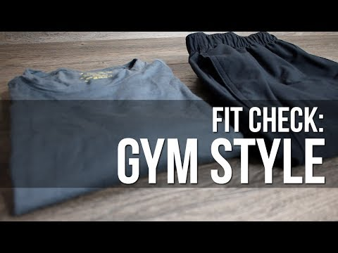 Fit Check: Gym Style