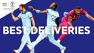 UberEats Best Deliveries of the Day | England vs West Indies | ICC Cricket World Cup 2019