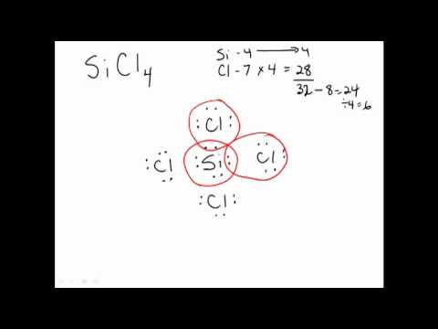 9. Drawing Lewis Diagrams for Covalent Compounds