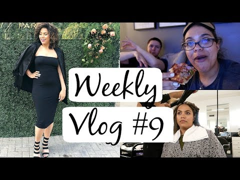 Events, Pizza Giveaway, Current Struggles ... WEEKLY VLOG 9