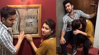 Adi & Ruhi CAUGHT Crying Outside Divyanka Tripathi aka Ishima's Makeup Room | Ye Hai Mohabbatein