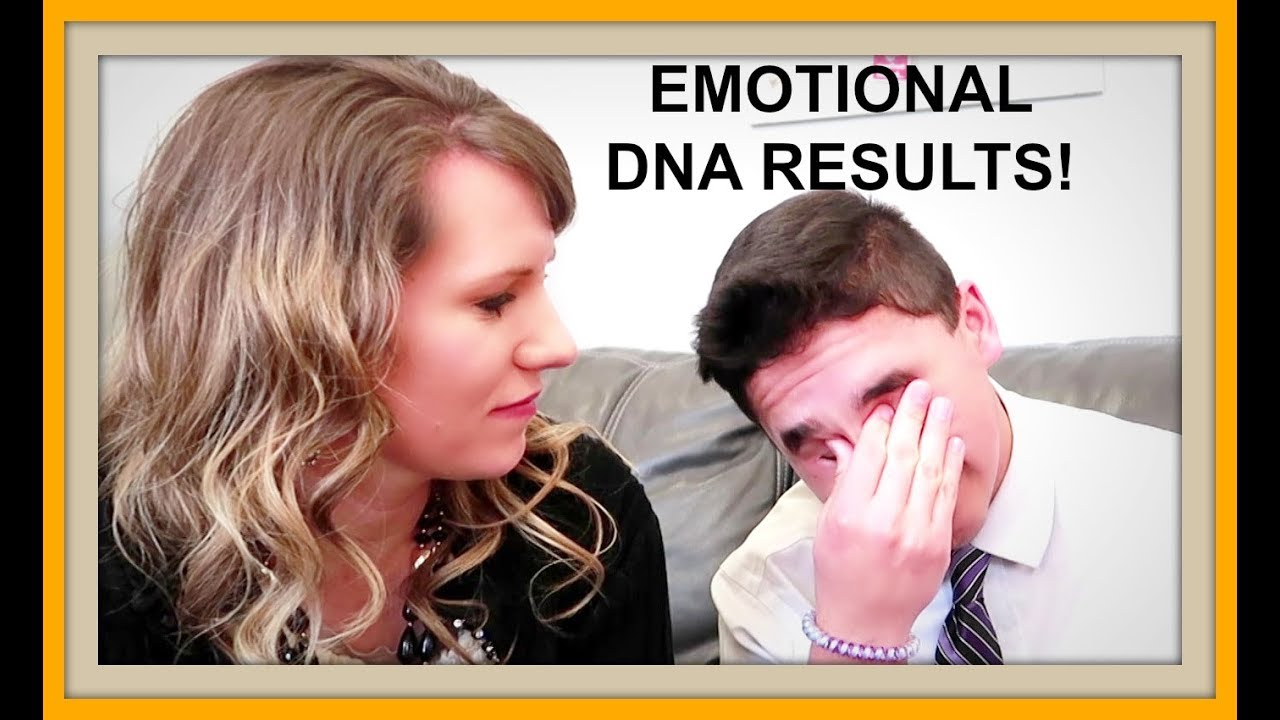 DNA RESULTS (EMOTIONAL) | 23 AND ME