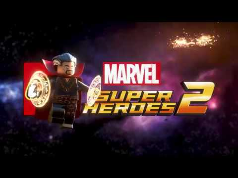 LEGO Marvel Super Heroes 2 - Full Trailer