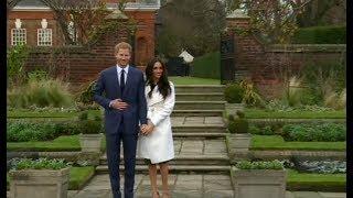 Prince Harry and Meghan Markle live at Kensington Palace