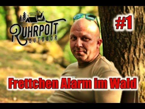 Frettchen Alarm im Wald #1 - Ruhrpott Outdoor