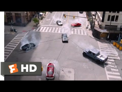 Xxx Mp4 The Fate Of The Furious 2017 Harpooning Dom S Car Scene 6 10 Movieclips 3gp Sex
