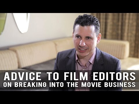 Advice To Film Editors On Breaking Into The Business by Fred Raskin of THE HATEFUL EIGHT