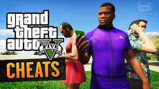 Download GTA 5 Cheats (PC, PS4, Xbox One, PS3 & Xbox 360) Video